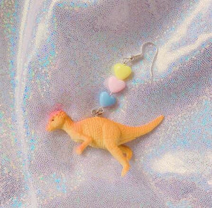 """DINOSAURS"" EARRINGS"
