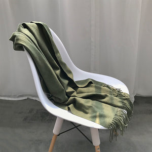 """CASHMERE-SOFT"" SCARVES"