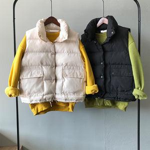 """BASIC"" VESTS"