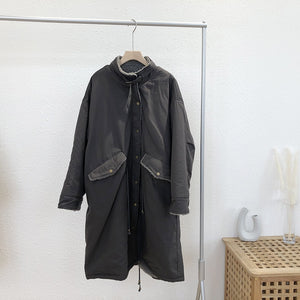 """WOOL TRENCH"" COATS"