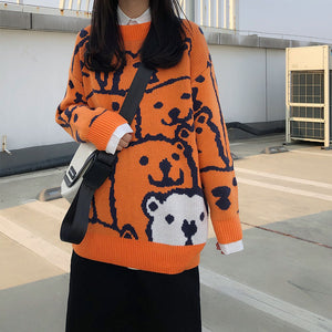 """POLAR BEAR"" SWEATER"