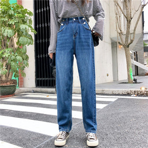 """STRAIGHT"" JEANS"