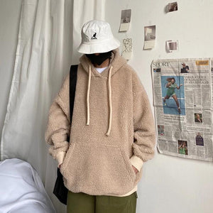 """BLANKET"" HOODIES"