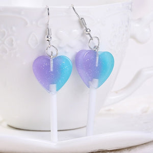 """LOLLIPOP"" EARRINGS"