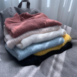 """MOHAIR"" SWEATERS"