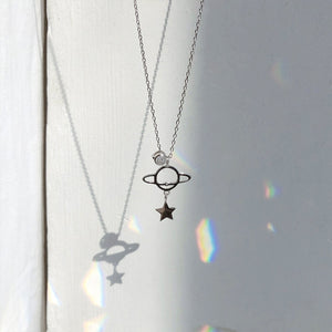 """GALACTIC"" NECKLACE"