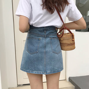 """SLIM DENIM"" SKIRTS"
