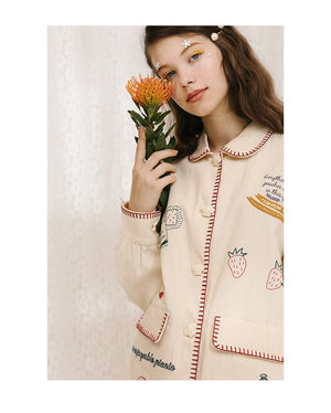 """TEA PARTY"" JACKET"