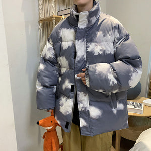 """CLOUDY"" JACKETS"