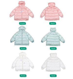 """TEDDY BEAR"" JACKETS"