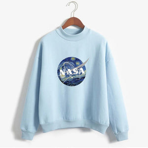 """NASA: STARRY NIGHT"" MOCKNECKS"