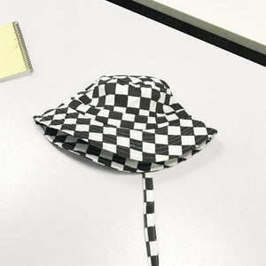 """RACER"" BUCKET HAT"