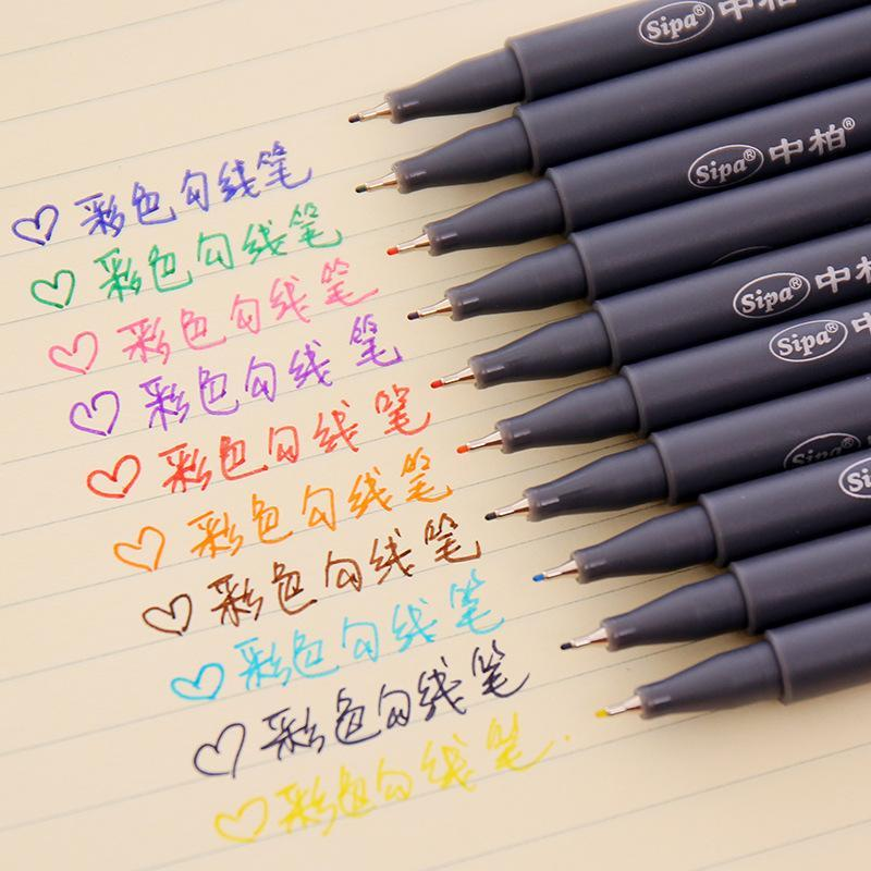 """RAINBOW"" PEN SET"