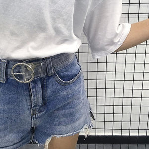 """TRANSPARENT"" BELTS"