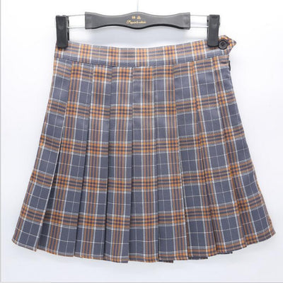 """PLAID HIGH-WAISTED"" SKIRTS"