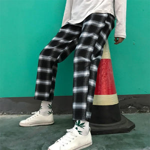 """PLAID"" PANTS"