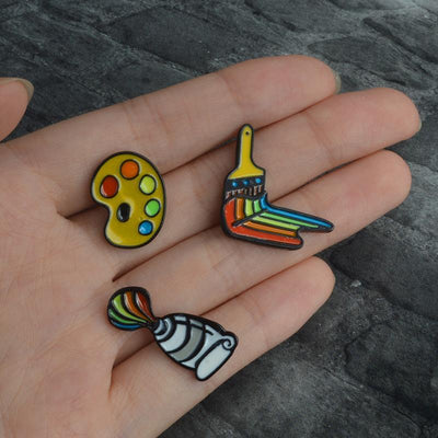 """PAINT ME GAY"" PINS"