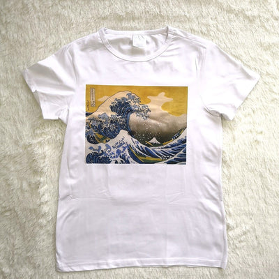 """GREAT WAVE"" SHIRT"