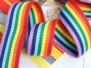 """RAINBOW"" BELTS"