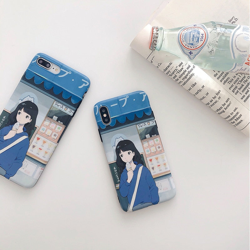"""ICE CREAM LADY"" CASE"