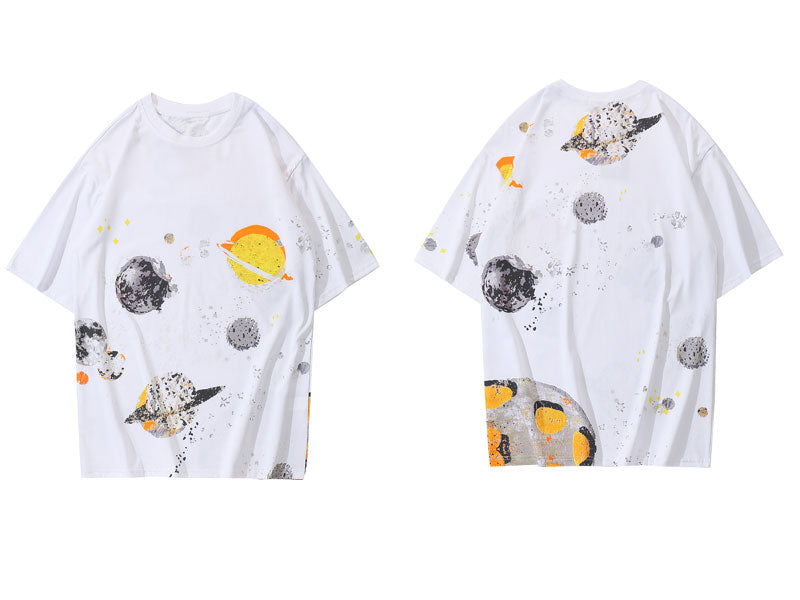 """MILKY WAY"" SHIRTS"