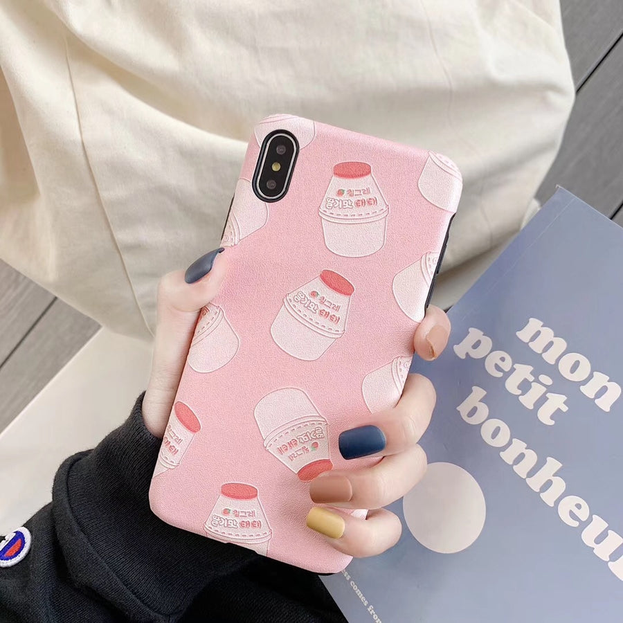 """STRAWBERRY MILK"" CASES"