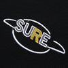 """SURE PLANET"" CROP TOP"