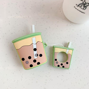 """DRINKS"" AIRPOD CASES"