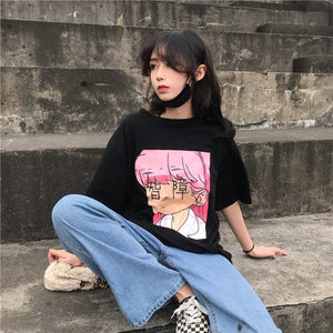 """JAPANESE GIRL"" SHIRT"