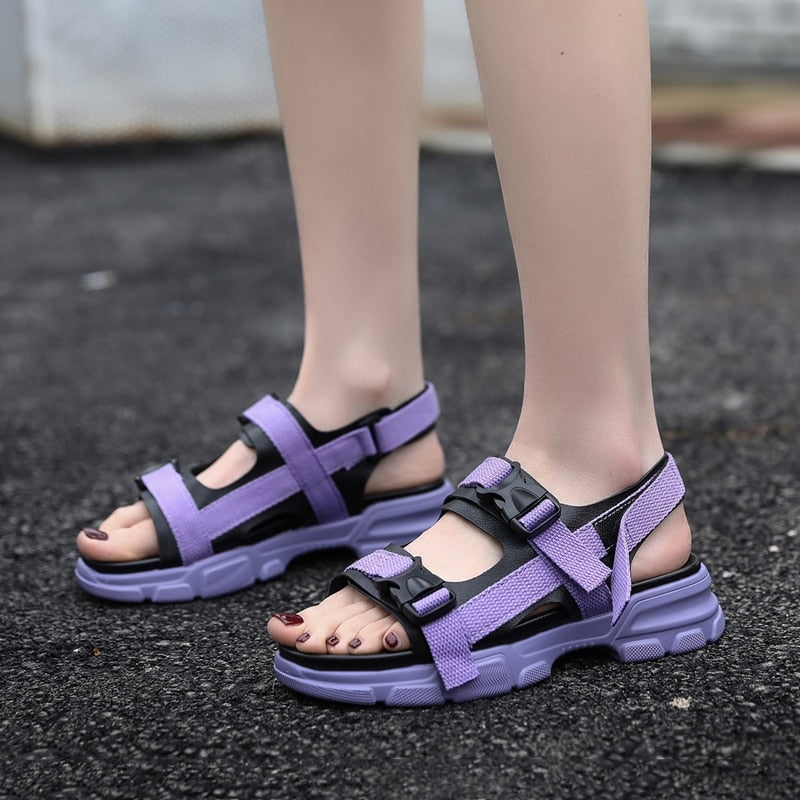 """SAFFRON"" SANDALS"