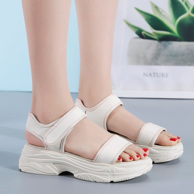 """STRAPPED"" SANDALS"