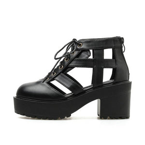 """CRISS-CROSS"" PLATFORMS"