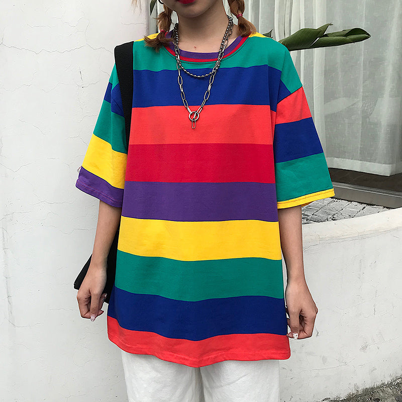 """RETRO COLORED"" SHIRT"