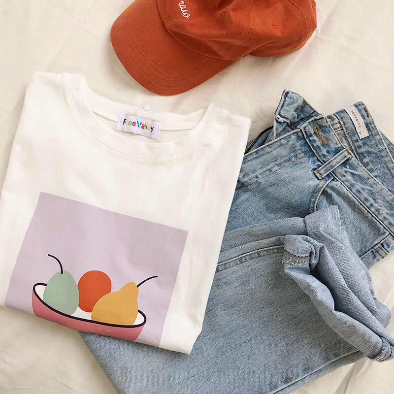 """FRUIT BOWL"" SHIRT"