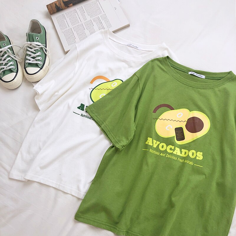 """AVOCADOS"" SHIRTS"