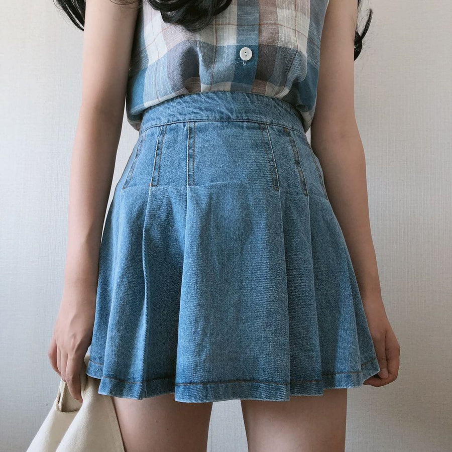 """DENIM"" SKIRT"