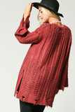 Loryns Oversized Sweater