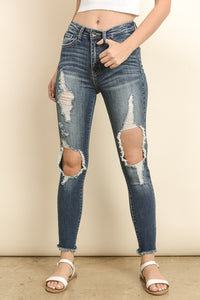 London Distressed Denim