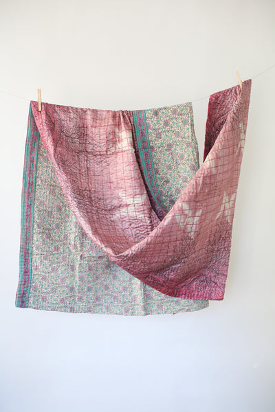 Cultivating Craft No. 263 Silk + Cotton