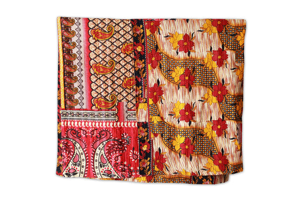 Colorful Kantha No. 621