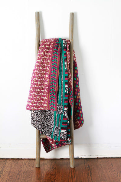 Colorful Kantha No. 622