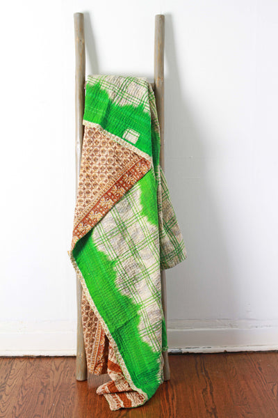 Colorful Kantha No. 624