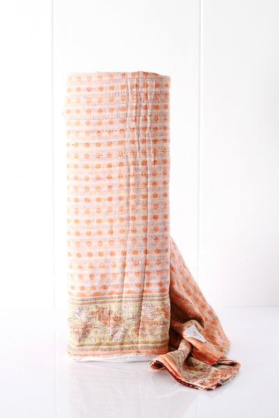 Kantha Yardage - Full Sari No. 656