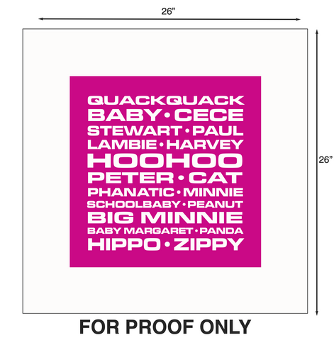 Baby Sign Proof