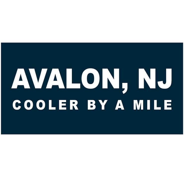 avalon outdoor sign