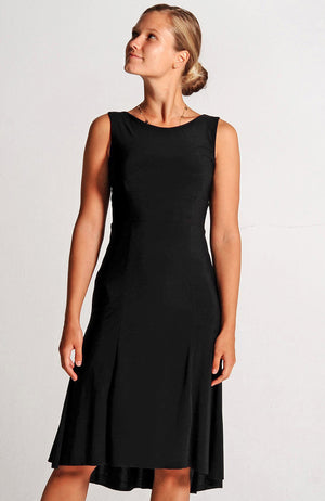 tango dress in black by coleccion berlin