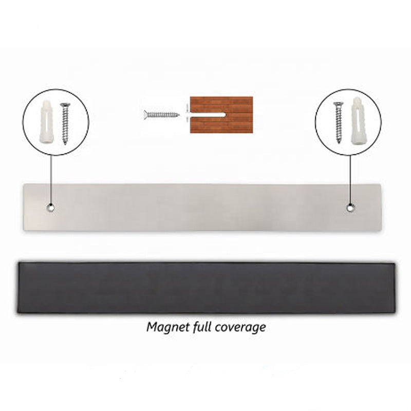 Magnetic Stainless Steel Knife Holder