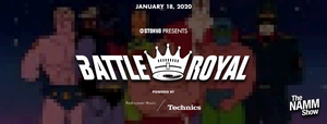 STOKYO Presents BATTLE ROYAL