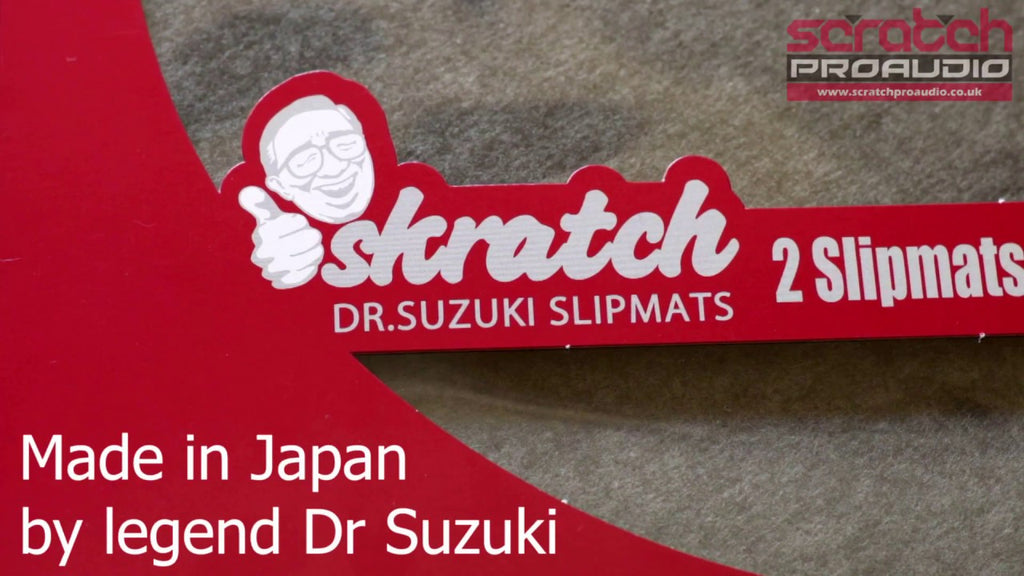 Dr. Suzuki Skratch - Explained