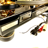 Limited Edition TECHNICS SL-1200LTD-K Used PAIR (Grade A & A-)